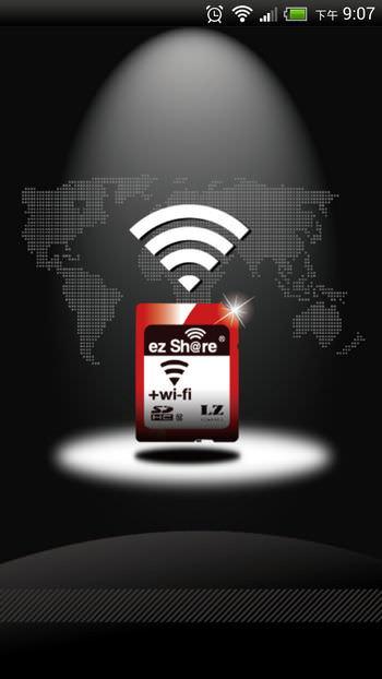 ezshare-wifi-sd 記憶卡 開箱