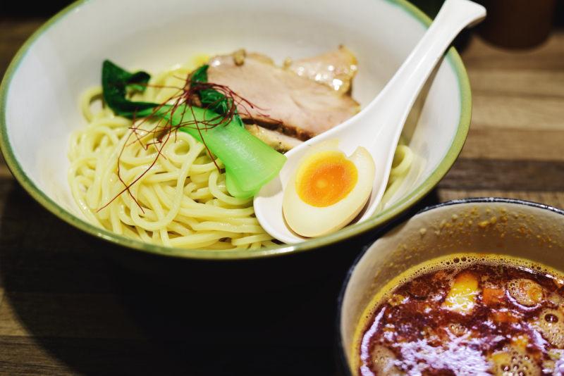 Nikon 50mm f1.8G - 0 - 麵屋輝 TERU 來自大阪好吃的沾麵