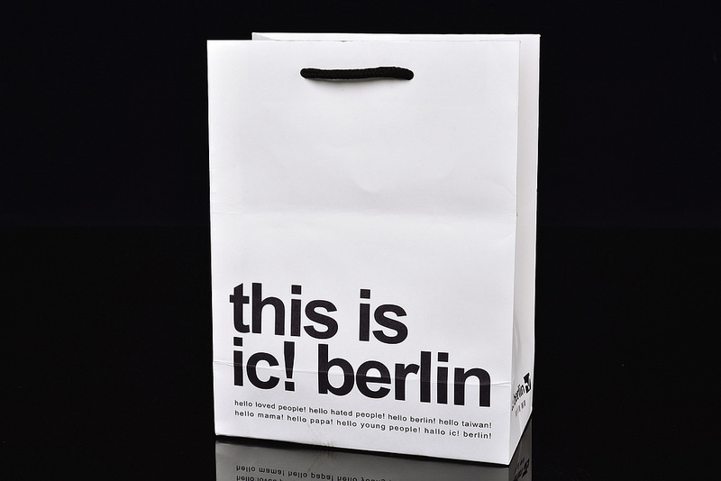 ic! Berlin Gert H. 開箱