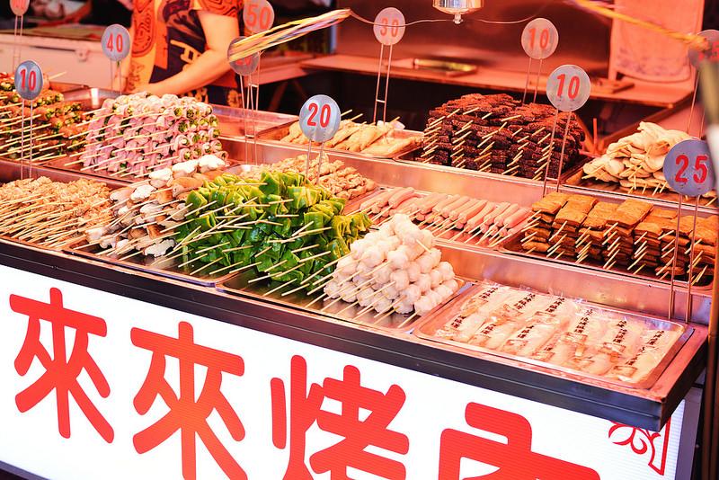 37-花蓮東大門夜市,來來烤肉