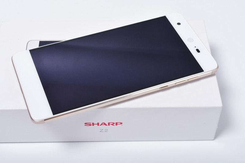 Sharp Z2 抓寶機 開箱