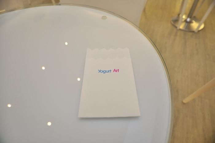 Yogurt Art
