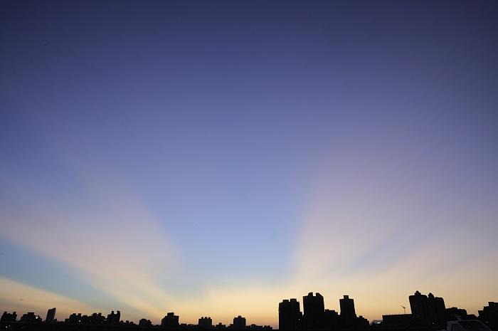 dadaocheng-sunset-light