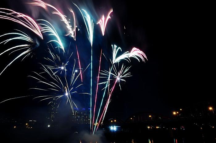 gongguan-fireworks