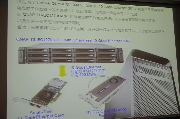 nvidia-tesla-x-qnap-10gb-nas