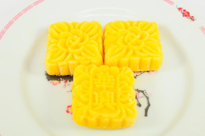 冰沙綠豆仁糕
