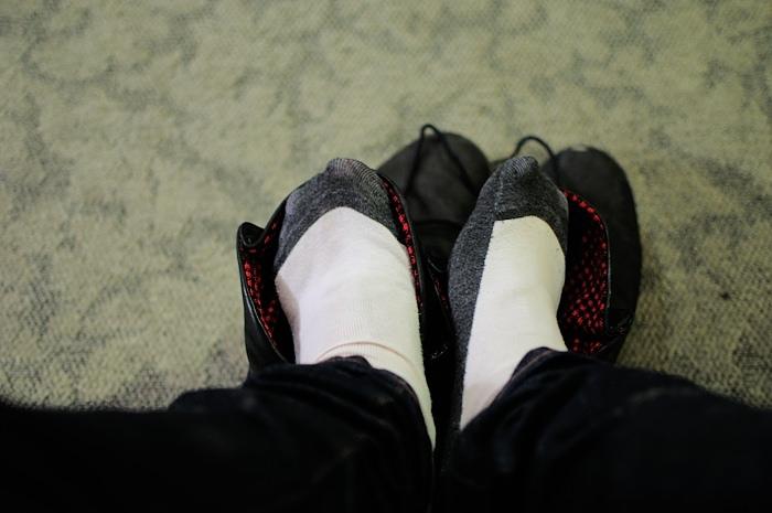 cozyland質感船型襪