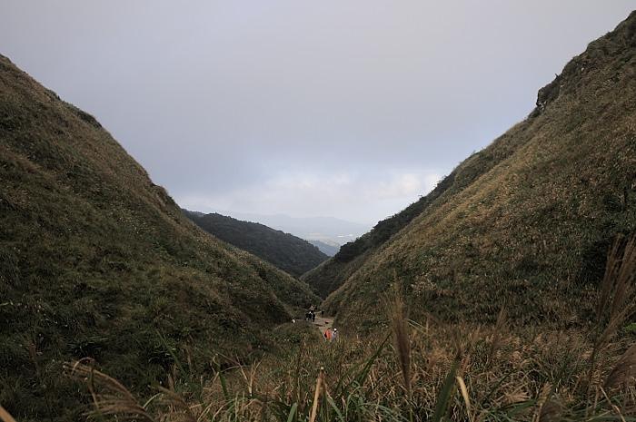 草嶺古道-芒花-九份-小武嶺