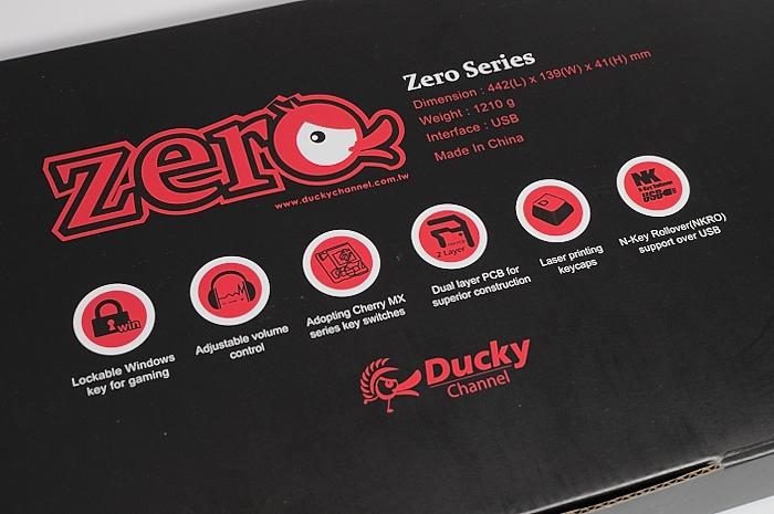 ducky-zero-dk2108