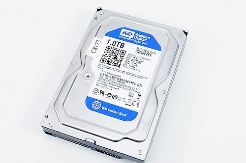 wd-blue-1tb 硬碟開箱