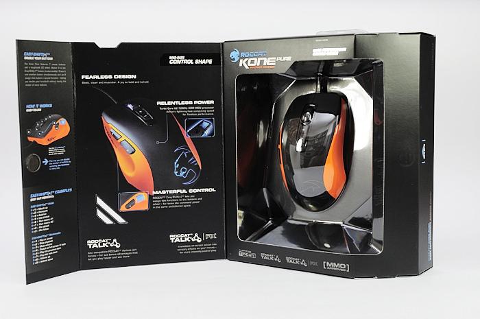 roccat-kone-pure  電競滑鼠開箱