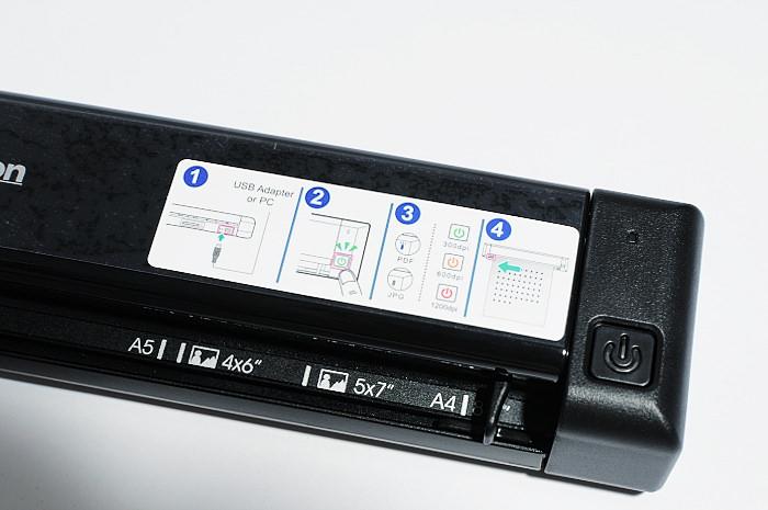 avision-scanq 行動掃瞄器 開箱分享