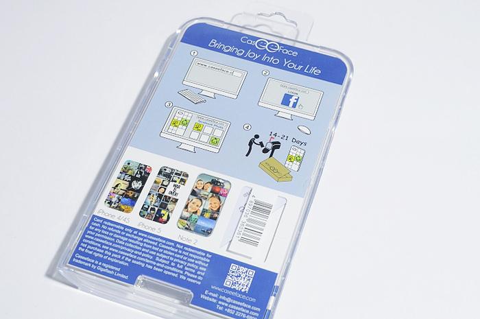 caseeface 自製手機保護殼